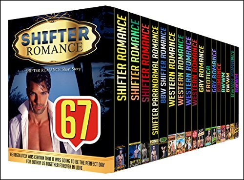 WESTERN ROMANCE: 67 BOOK MEGA BOX SET - Discover This 67 Mega Bundle Boxed Set With SHIFTER, WESTERN, MM and BWWM Stories Big And Huge Book Sets PUBLISHING