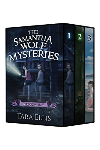 The Samantha Wolf Mysteries Box Set: Books 1-3  by  Melchelle Designs