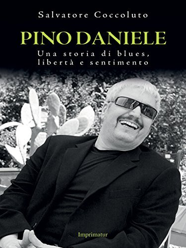 Pino Daniele  by  Salvatore Coccoluto