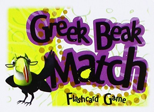 Greek Beak Match Card Game  by  Headventureland Studios