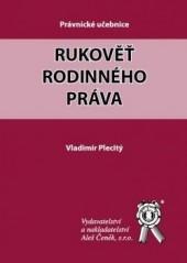 Rukověť rodinného práva  by  Vladimir Plecity