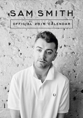 Official Sam Smith 2016 A3 Wall Calendar (Calendar 2016) Danilo