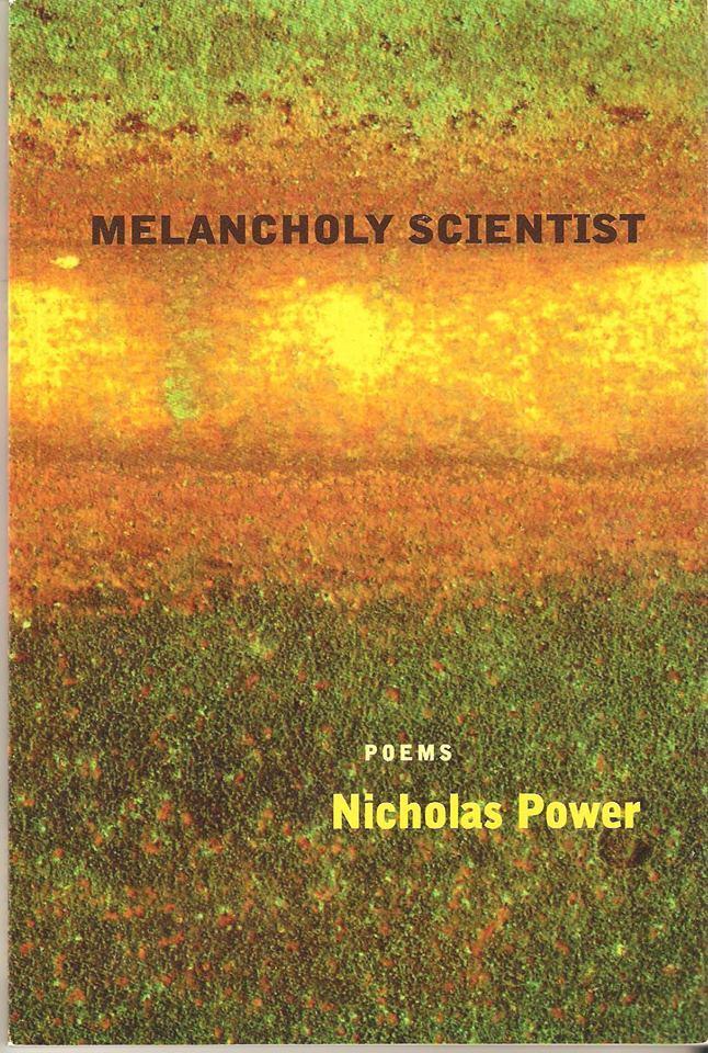 Melancholy Scientist  by  Nicholas Power