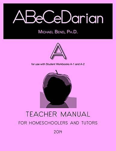 ABeCeDarian Teacher Manual A-1/A-2  by  Michael Bend
