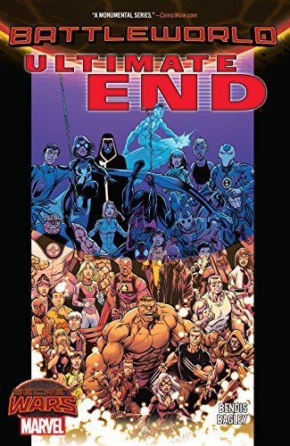 Ultimate End (Ultimate End (2015))  by  Brian Michael Bendis
