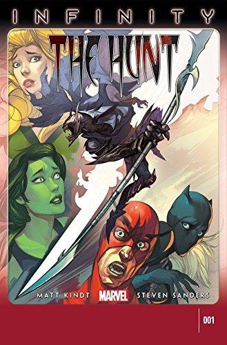 Infinity: The Hunt #1 (of 4) Matt Kindt