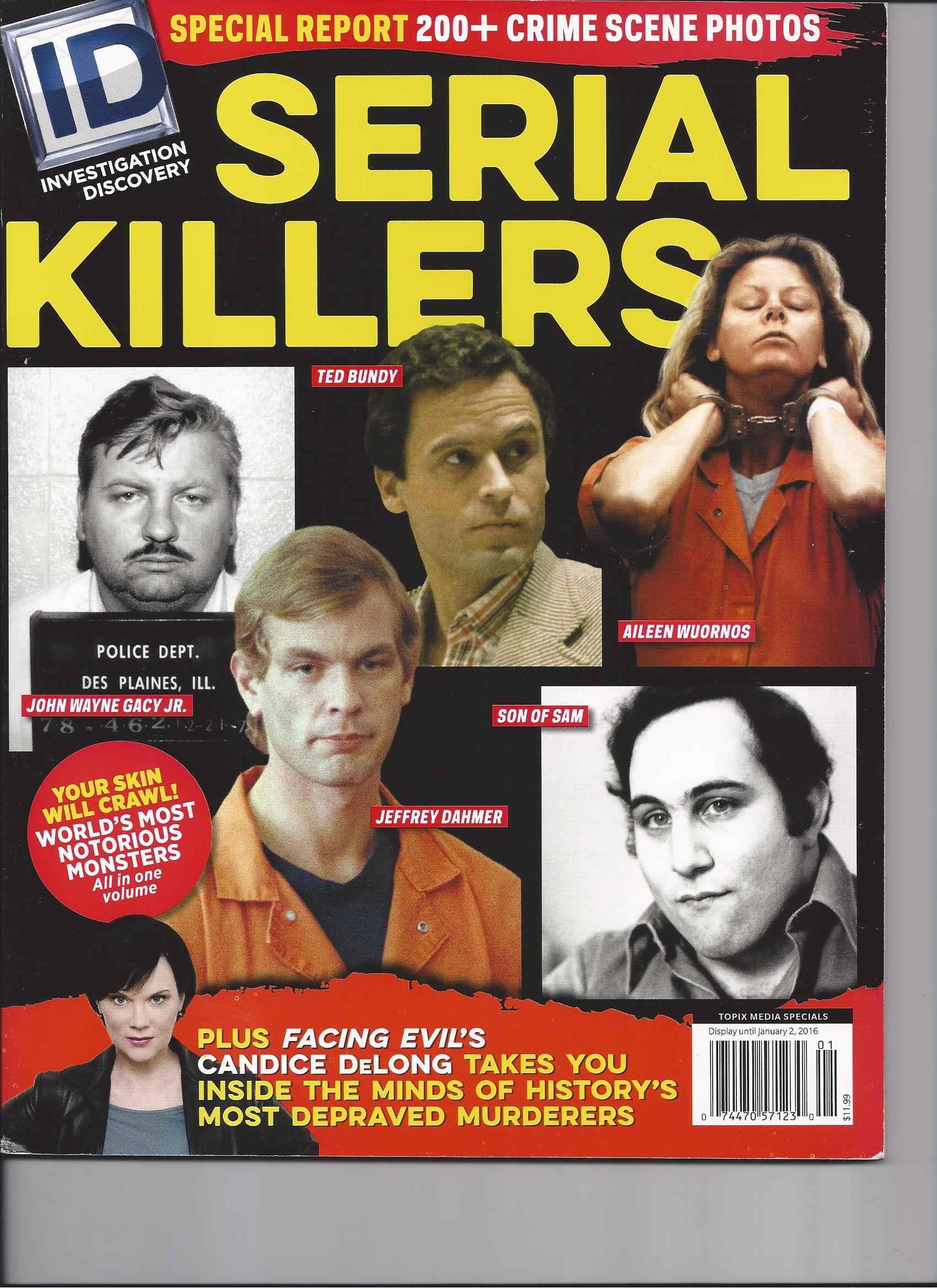Serial Killers ID Investigation Discovery