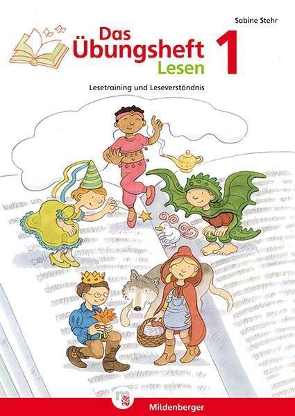 Das Übungsheft Lesen 1  by  Sabine Stehr