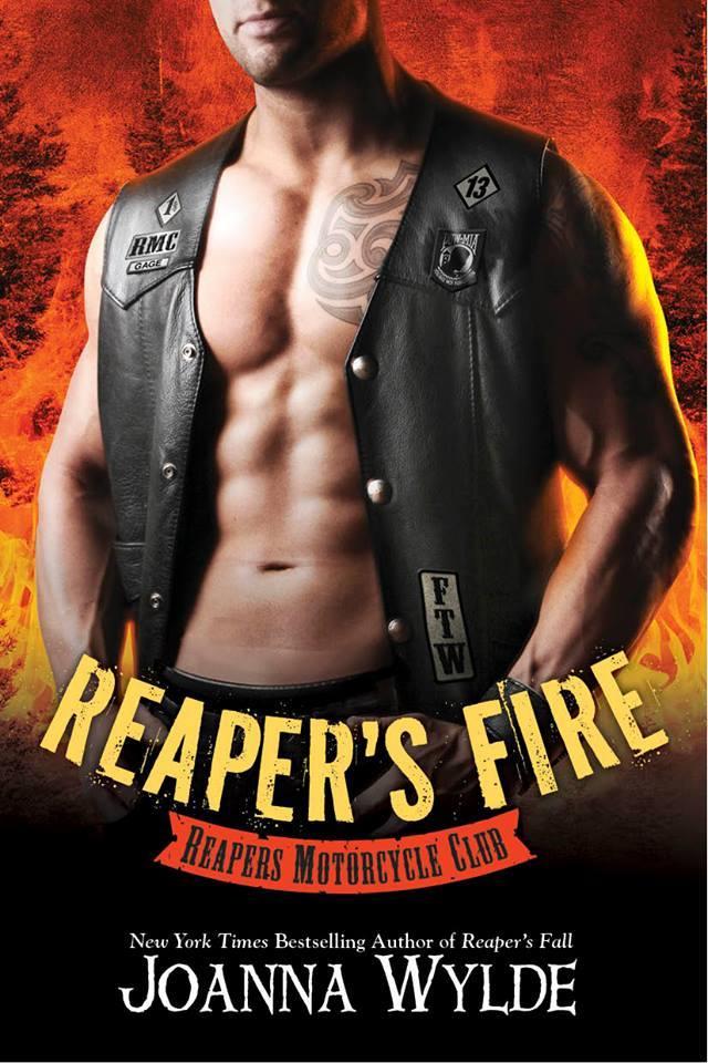 Reapers Fire (Reapers MC, #6)  by  Joanna Wylde