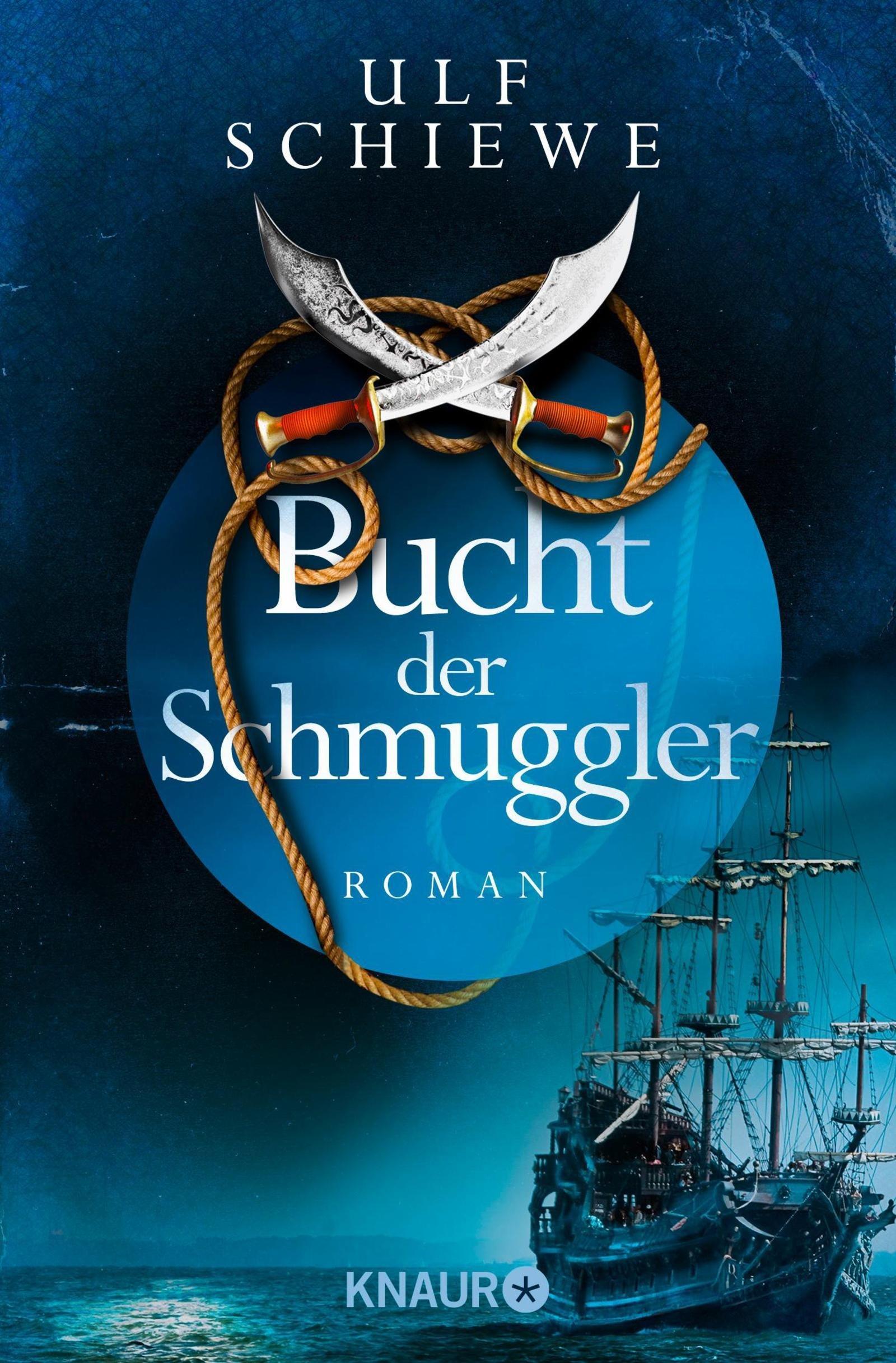 Bucht der Schmuggler (Gold des Südens, #1-5) Ulf Schiewe