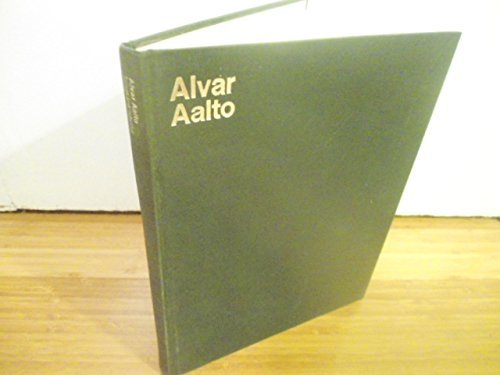 Alvar Aalto  by  George Baird