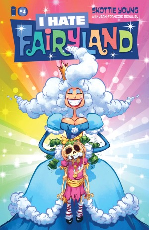 I Hate Fairyland #4 Skottie Young