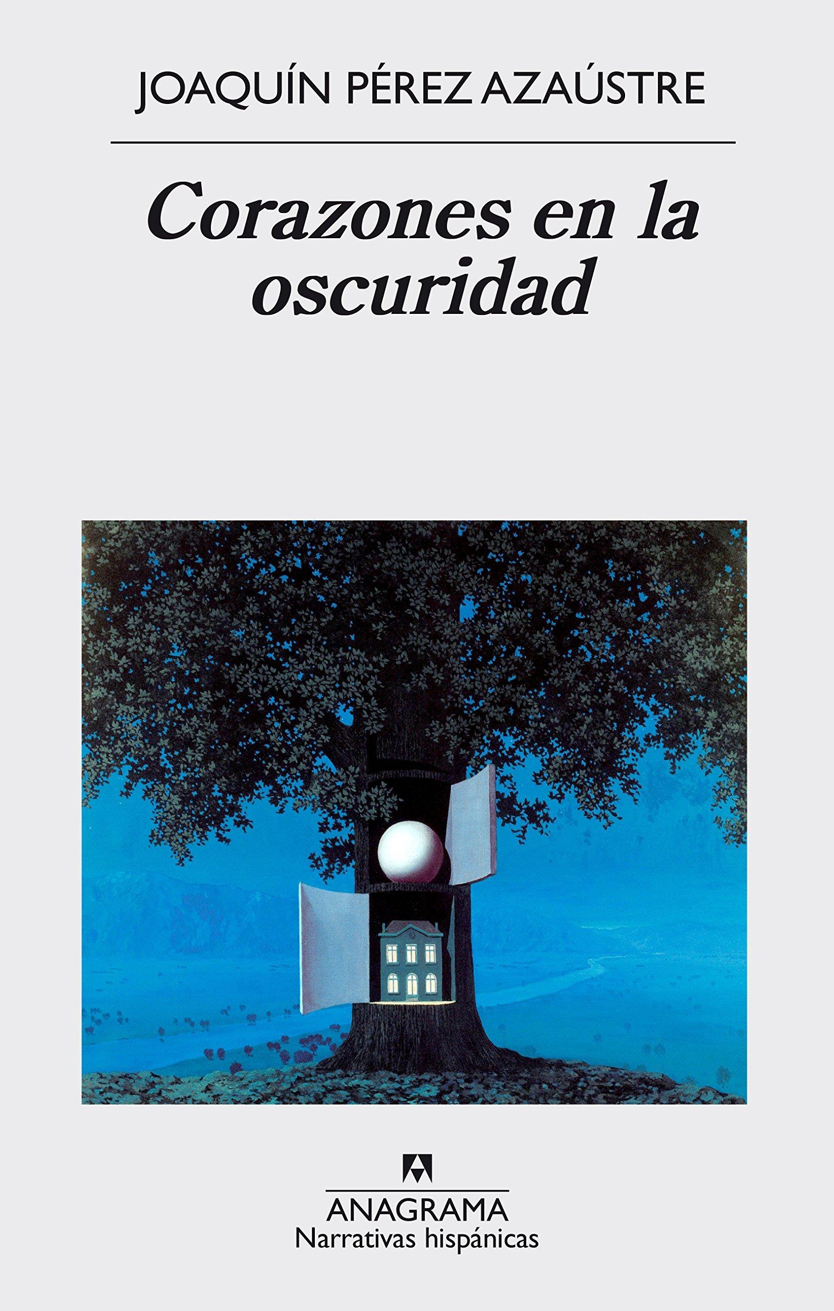 Corazones en la oscuridad  by  Joaquín Pérez Azaústre