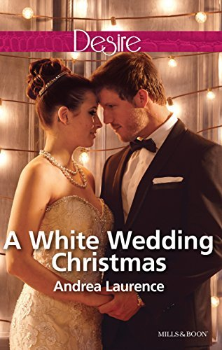A White Wedding Christmas (Brides and Belles #4)  by  Andrea Laurence