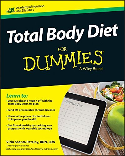 Total Body Diet For Dummies Vicki Shanta Retelny