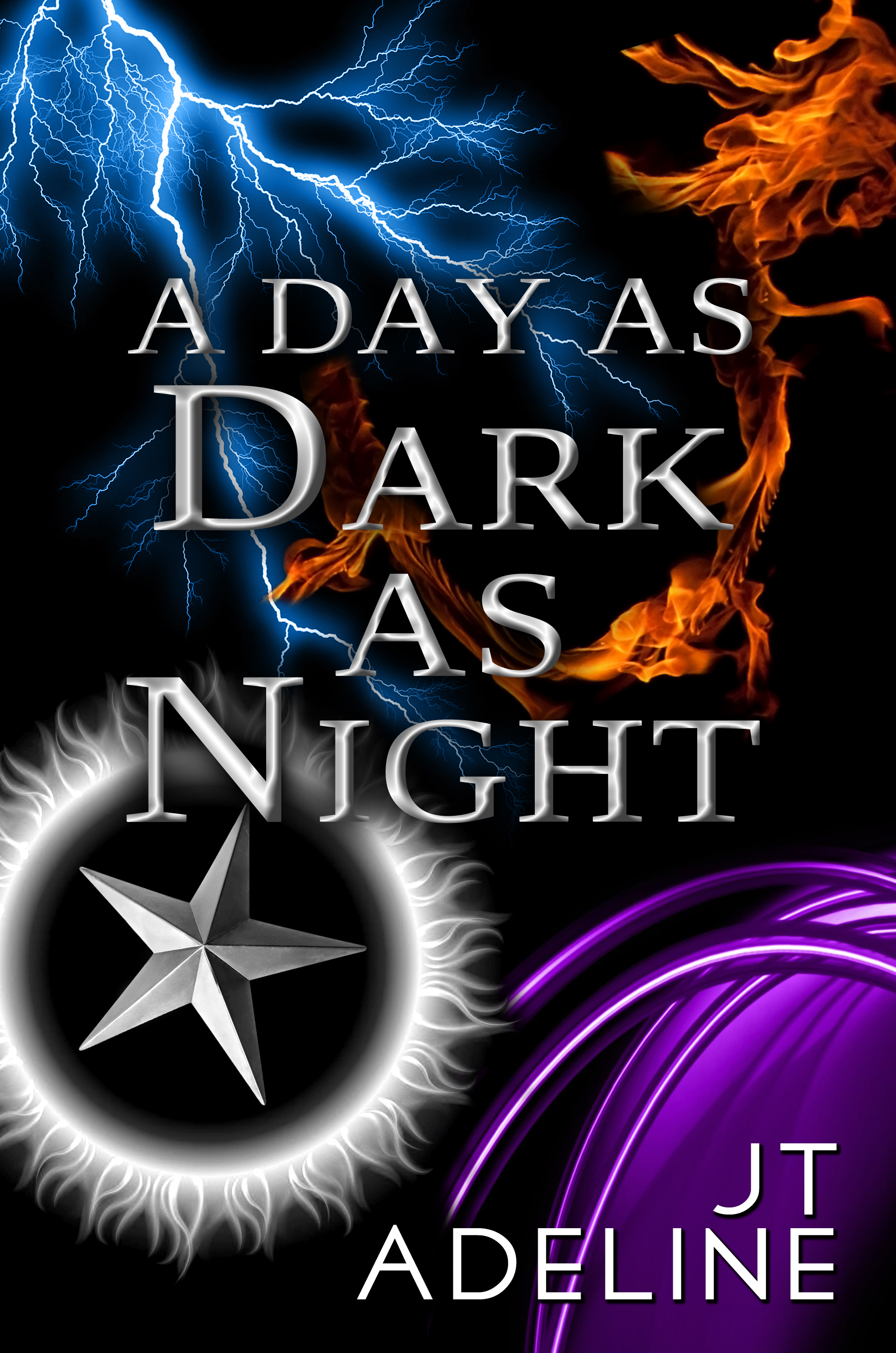 A Day as Dark as Night J.T. Adeline