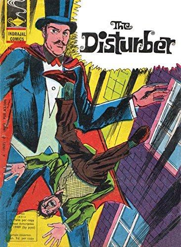 Indrajal Comics-75: Mandrake:The Disturber (1968)  by  Lee Falk