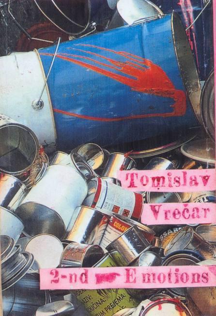 2nd hand emotions Tomislav Vrečar