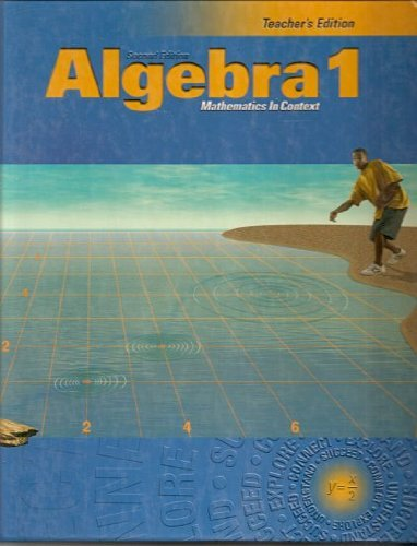 Cord Algebra 1 Teacher Edition  by  Cord