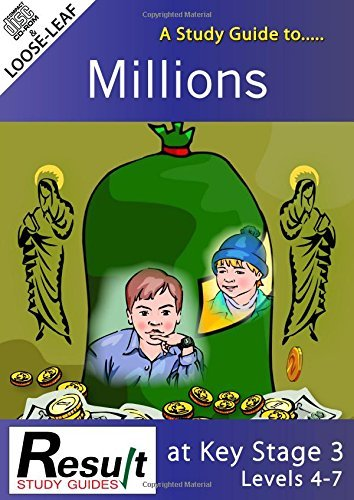 A Study Guide to Millions at Key Stage 3: Levels 4-7  by  Janet Marsh