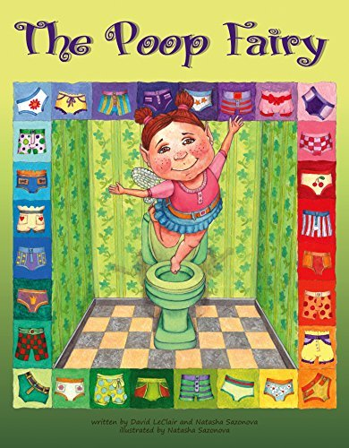 The Poop Fairy  by  Natasha Sazonova