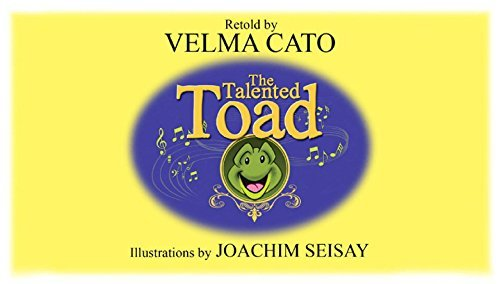 The Talented Toad (Bookhats Tales Book 1) Velma Cato