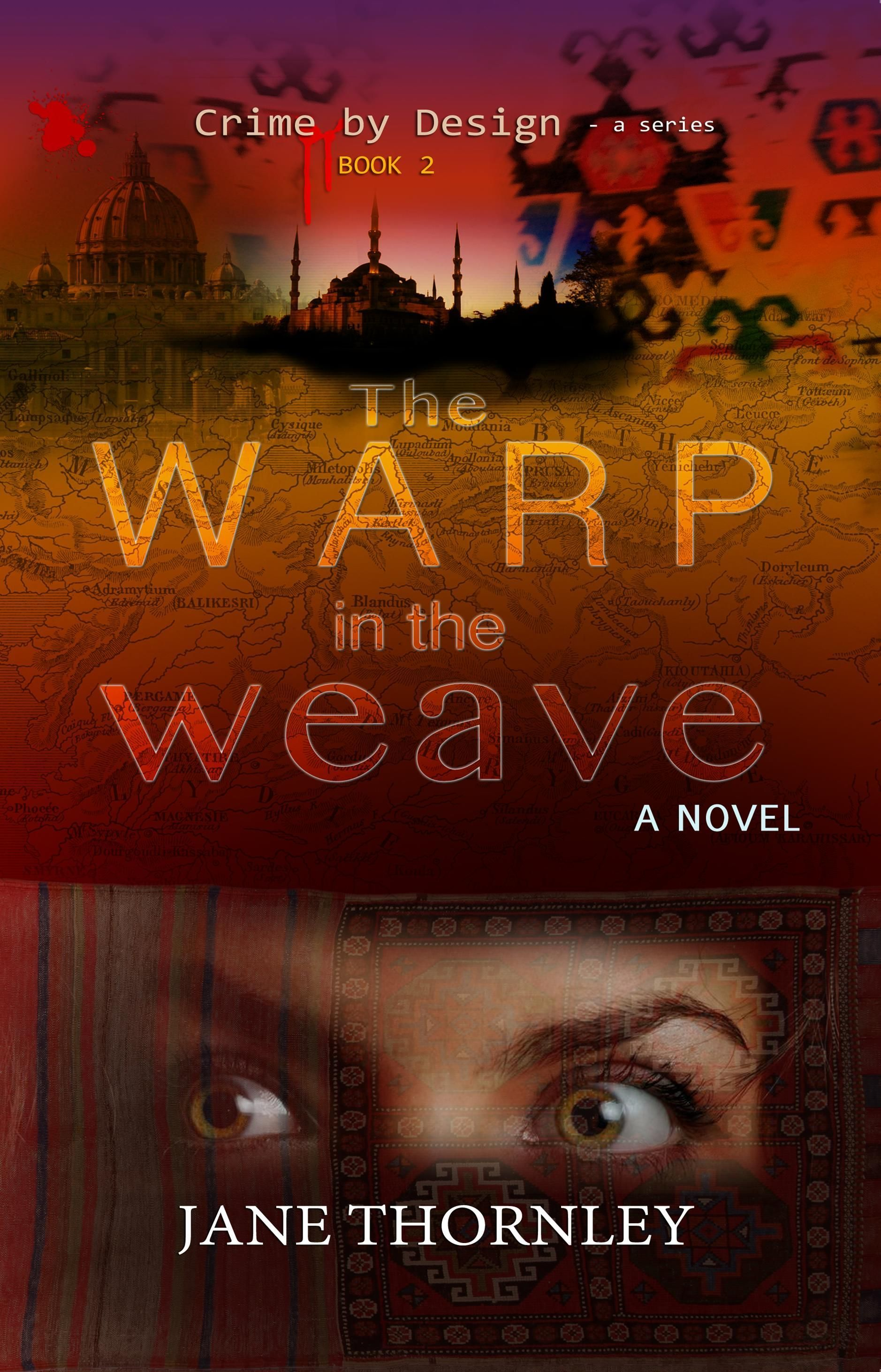The Warp in the Weave  by  Jane Thornley