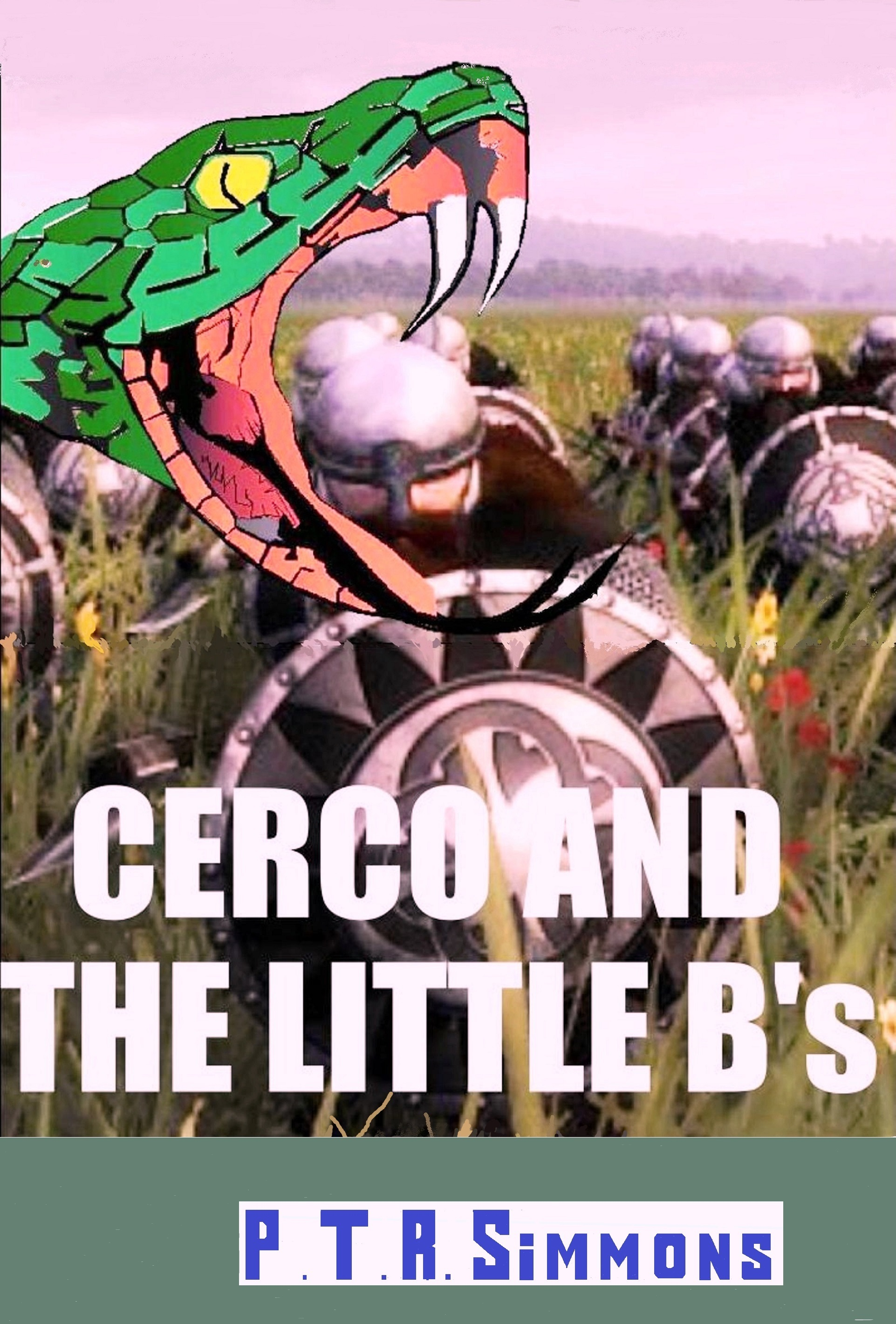 Cerco and the Little Bs  by  PTR Simmons