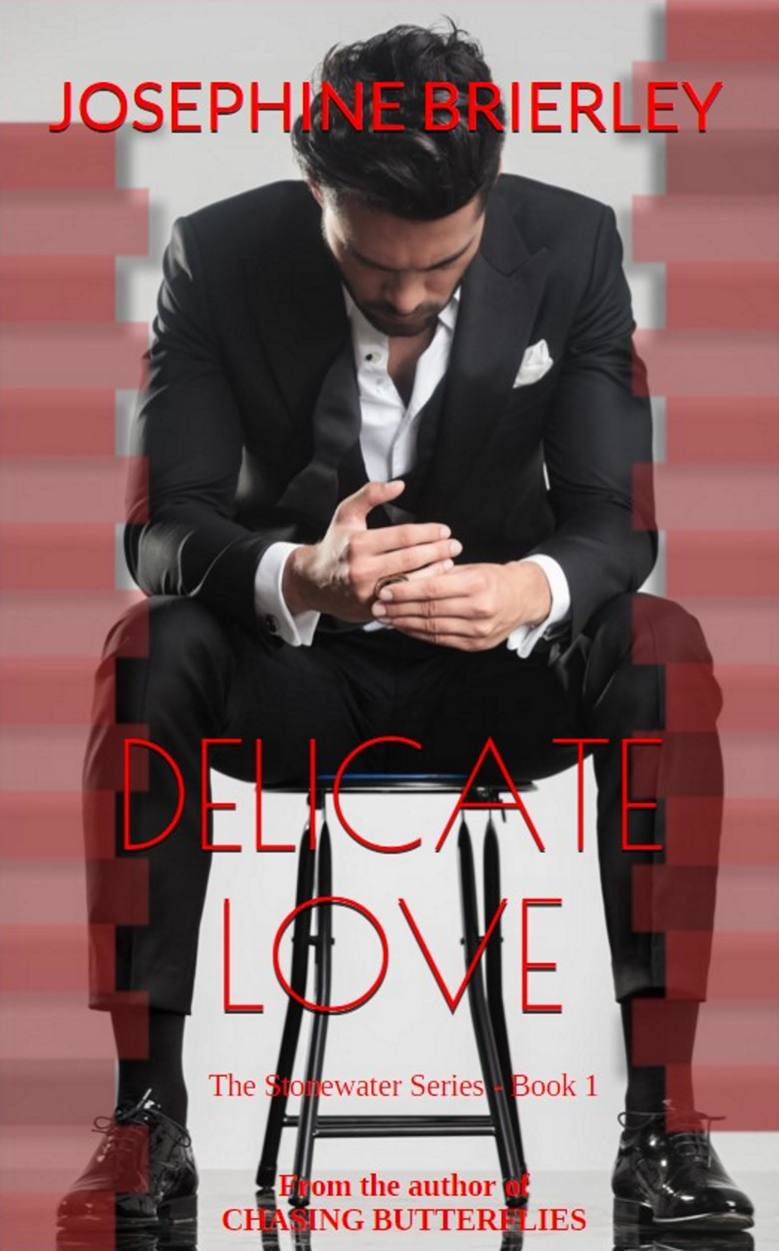 Delicate Love (Stonewater Series #1)  by  Josephine Brierley