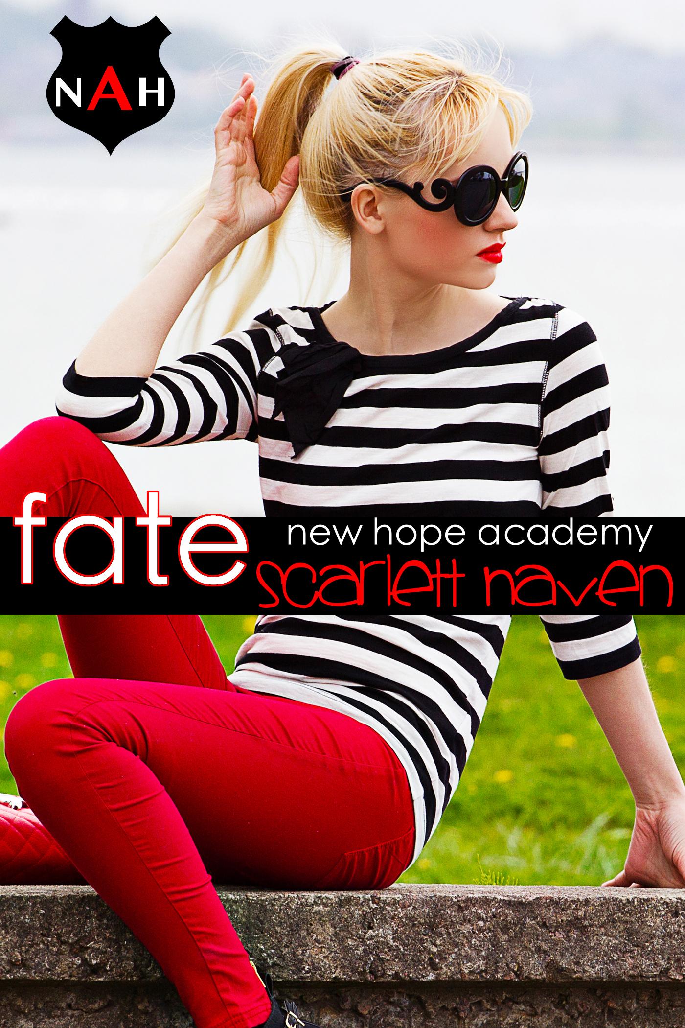 Fate Scarlett Haven