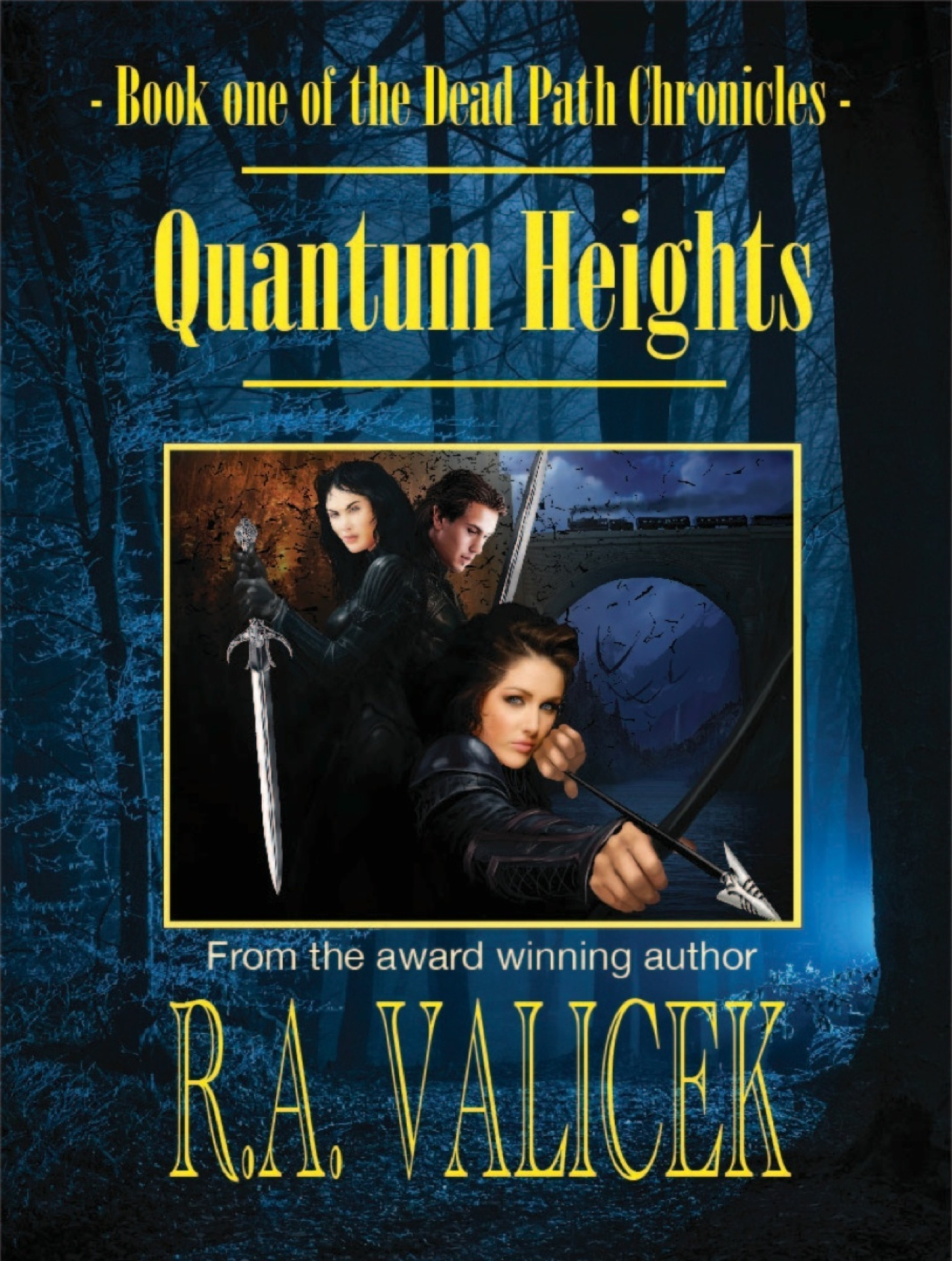 Quantum Heights  by  Richard A Valicek
