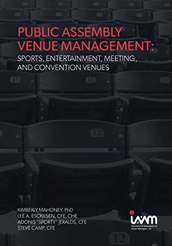 Public Assembly Venue Management: Sports, Entertainment, Meeting, and Convention Venues Kimberly Mahoney