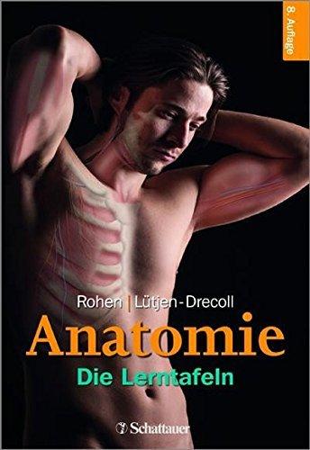 Anatomie: Die Lerntafeln Johannes W. Rohen