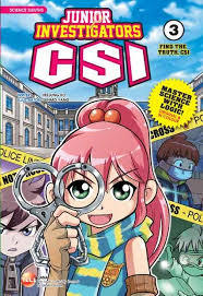 Junior Investigators CSI: Find the Truth, CSI  by  Ko Hee-Jung