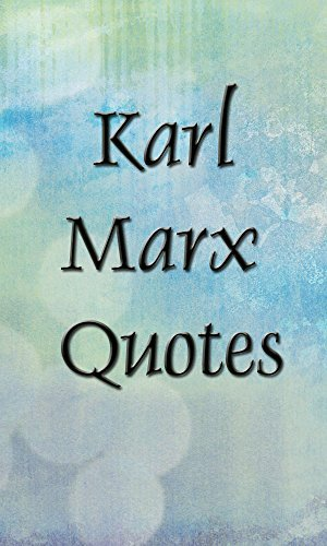 Karl Marx quotes  by  Karl Marx