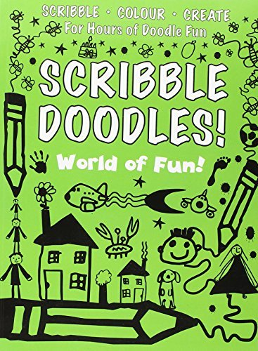 SCRIBBLE DOODLES - WORLD OF FUN N/A