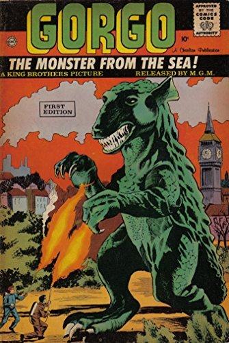 Gorgo #1 Charlton Comics