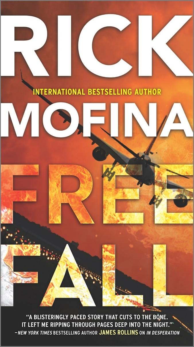 Free Fall  by  Rick Mofina
