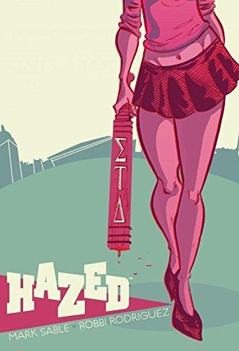 Hazed Mark Sable