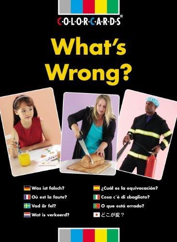 Whats Wrong? Speechmark