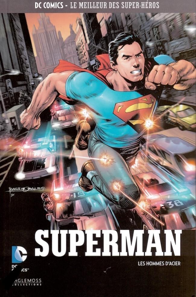 Superman : Les Hommes dacier (Superman, #1)  by  Grant Morrison