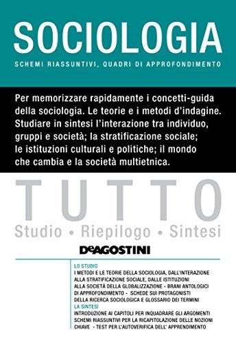 TUTTO Sociologia AA.VV.