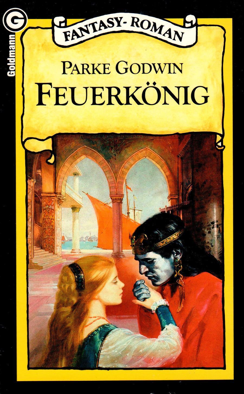 Feuerkönig  by  Parke Godwin
