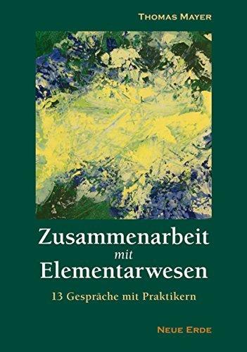 Zusammenarbeit mit Elementarwesen: 13 Gespräche mit Praktikern Thomas Mayer