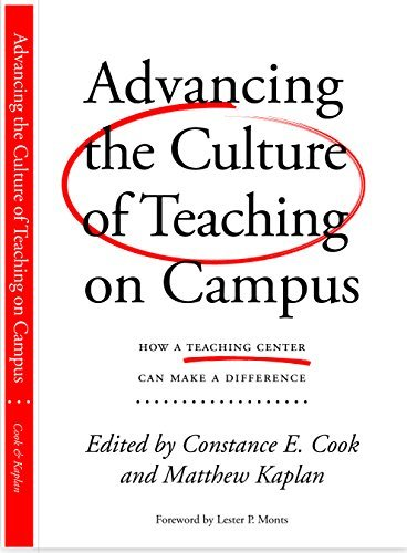 Advancing the Culture of Teaching on Campus: How a Teaching Center Can Make a Difference  by  Constance Cook
