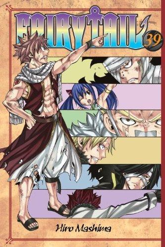 Fairy Tail, Vol. 39 (Fairy Tail, Vol, #39)  by  Hiro Mashima