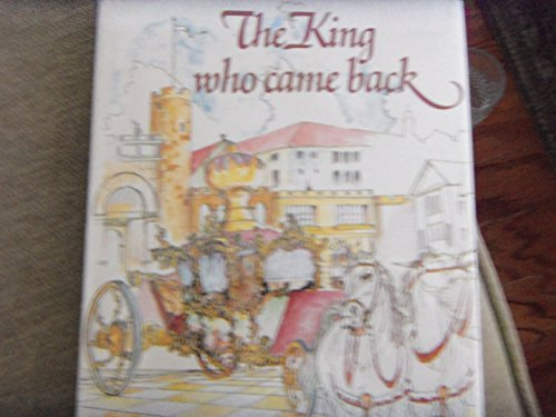 The King Who Came Back  by  Avraham Ben Yaakov