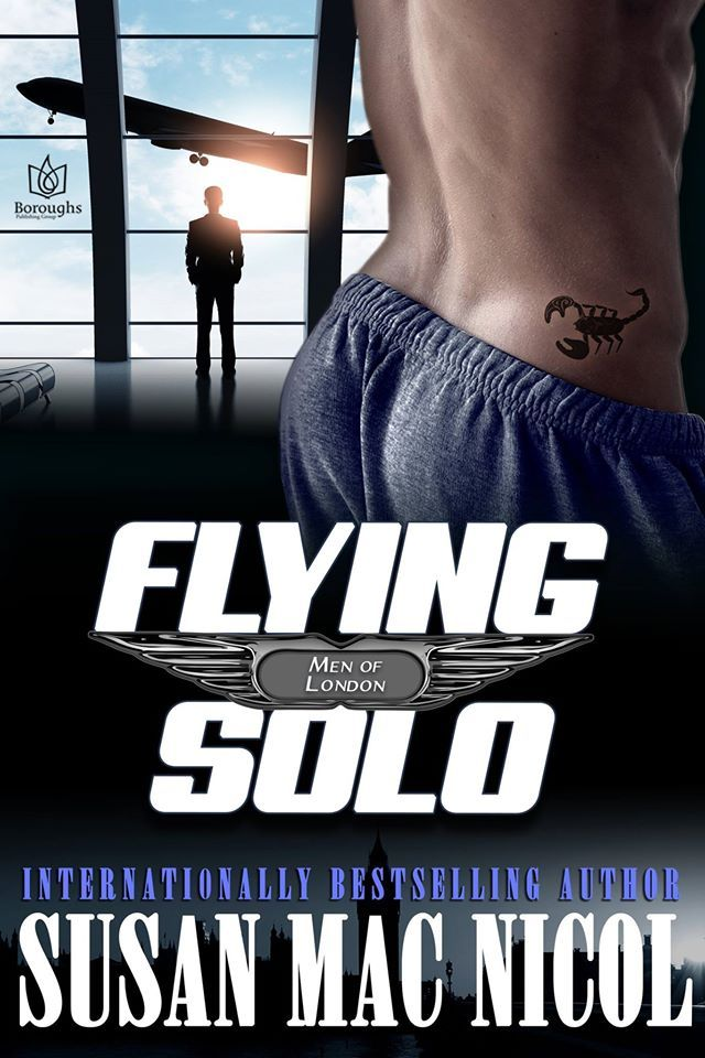 Flying Solo (Men of London #6)  by  Susan Mac Nicol