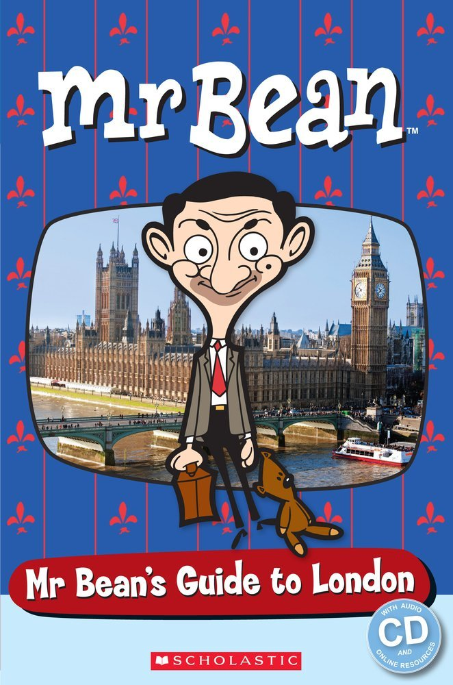 Mr Beans Guide to London  by  Sarah Silver