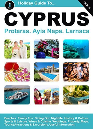 Daxi Holiday Guide To Cyprus: Cyprus Tour Guide, Cyprus Travel Guide - Protaras, Ayia Napa and Larnaca  by  Jenine Armand